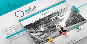 Imbus - Responsive Joomla Template