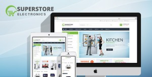 Lexus SuperStore MultiPurpose Opencart Theme
